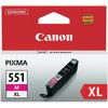 Canon CLI-551M XL Inktcartridge Magenta