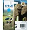 Epson 24 XL Inktcartridge Cyaan C13T24324010