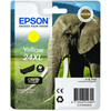 Epson 24 XL Inktcartridge Geel