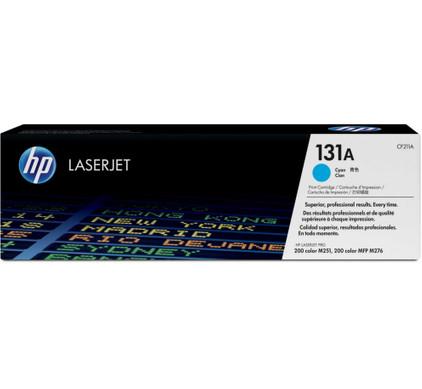 HP 131A LaserJet Toner Cyaan (CF211A)