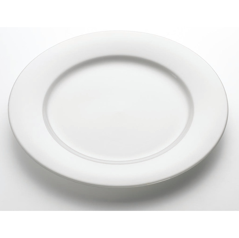 MaxwellandWilliams White Basics Plat Bord 27 5 Cm