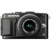 Olympus PEN Lite E-PL5 zwart + 14-42mm II