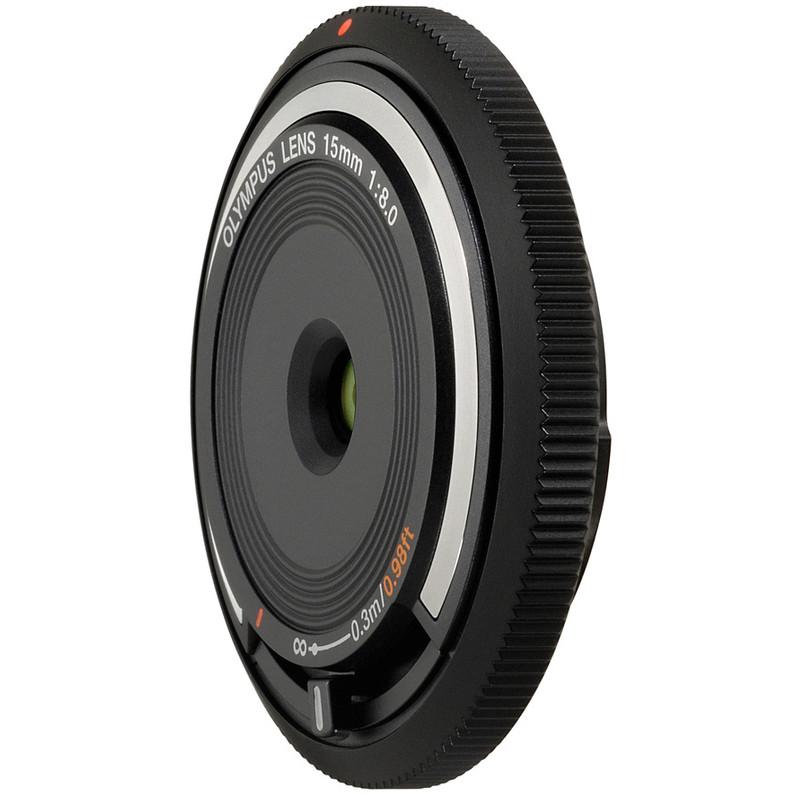 Olympus Body Cap Lens 15mm f/8.0