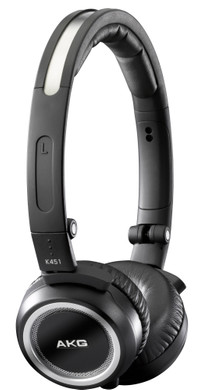 AKG K451 Zwart