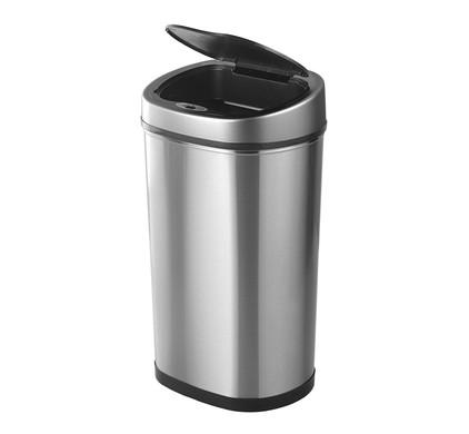 Easybin Sensor Silver Exclusive 40 Liter