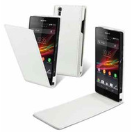 Muvit Slim Case Sony Xperia Z White
