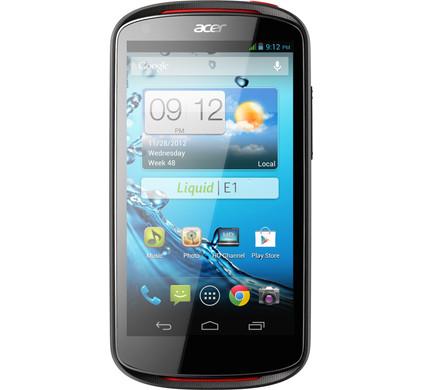 Acer Liquid E1 Zwart