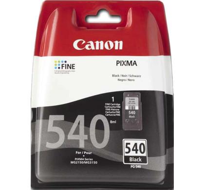 Canon PG-540 Cartridge Zwart (5225B005)