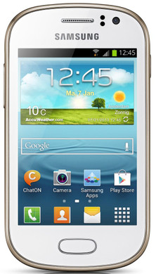 Samsung Galaxy Fame Wit Prepaid