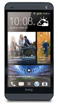HTC One Zwart