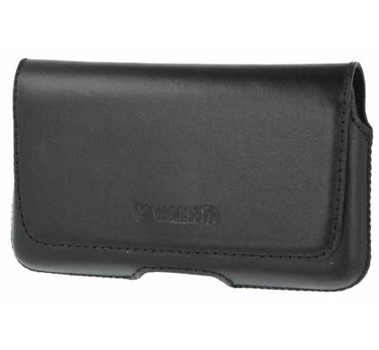 Valenta Leather Case Durban XXXL Zwart