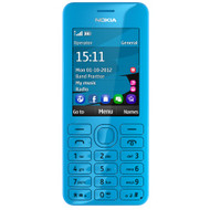 Nokia 206 Blauw Dual Sim