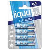 iiquu lithium AA