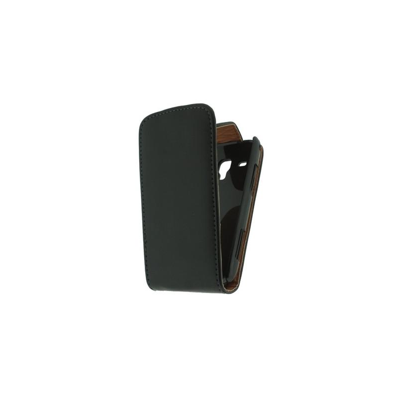 Xccess Leather Flip Case Samsung Galaxy Ace 2