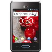 LG Optimus L3 II Titanium Zilver