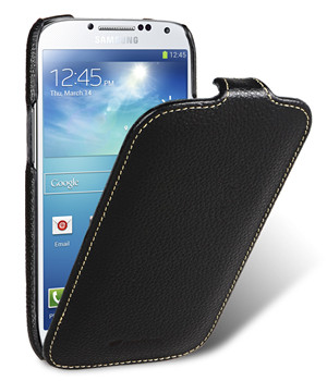 Melkco Leather Case Samsung Galaxy S4 Black