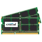 Crucial Apple 16 GB SODIMM DDR3-1600 Kit van 2