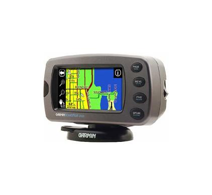 Garmin StreetPilot 2610 Europa + Radarverklikker