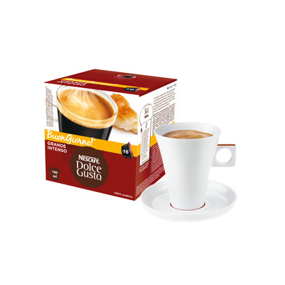 Dolce Gusto Cups Grande Intenso 16