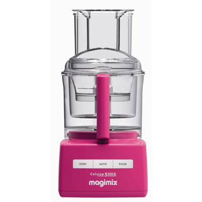 Image of Magimix Cuisine Systeme 5200 XL Premium Framboos
