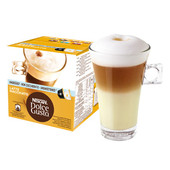 Dolce Gusto Cups Latte Macchiato Ongezoet 8