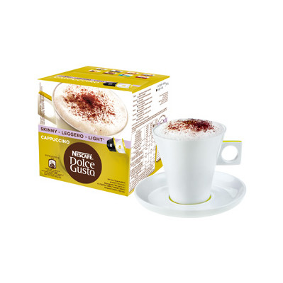 Image of Dolce Gusto Cups Cappuccino Light 8