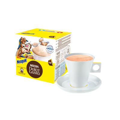 Image of Dolce Gusto Cups Nesquick 16