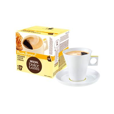 Image of Dolce Gusto Cups Grande Caffe Crema 16 dranken