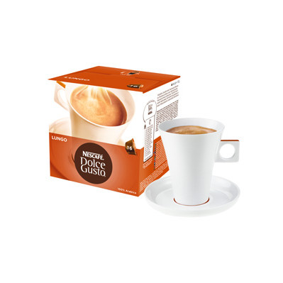 Image of Dolce Gusto Cups Lungo 16 dranken