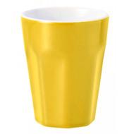 ASA-Selection Caffe Ti Amo Mok 25 cl Geel (1 stuk)