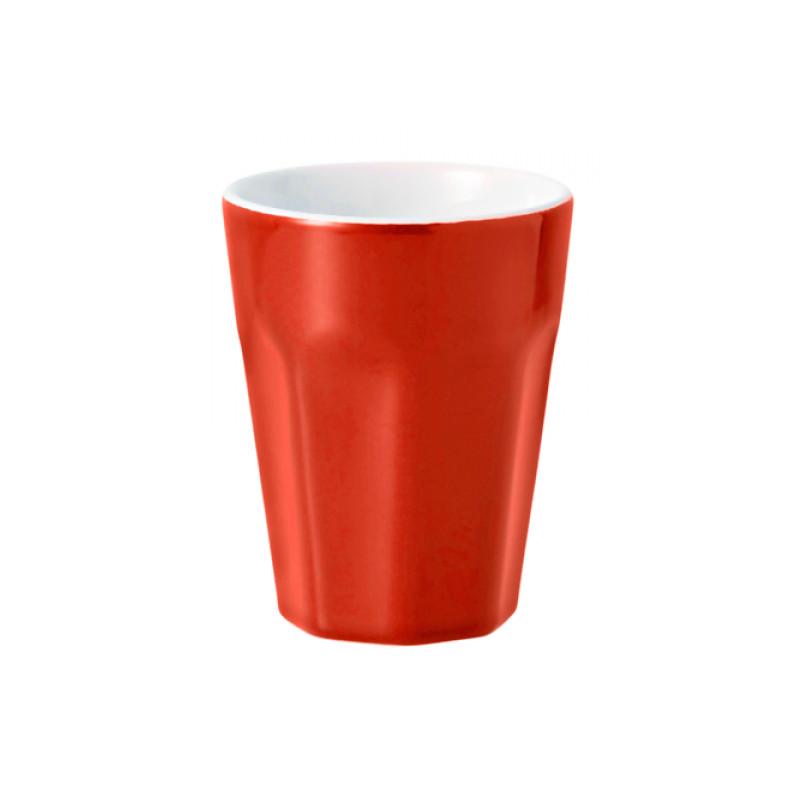 Asa-selection Caffe Ti Amo Mok 25 Cl Rood (1 Stuk)