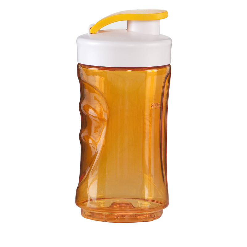 DOMO Reserve Drinkfles 300 ml, oranje exemplaar