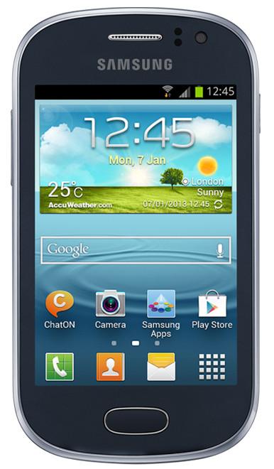 Samsung Galaxy Fame Blauw