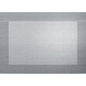 ASA-Selection Placemat Geweven Zilver