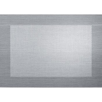 home by ASA Placemat Geweven Zilver