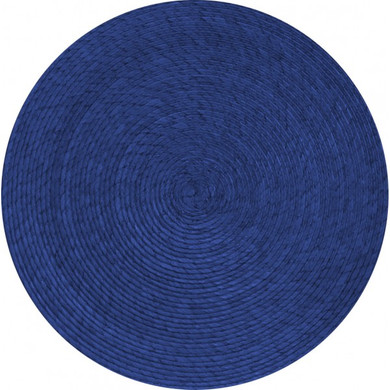 home by asa ronde placemat palm donkerblauw coolblue alles voor een glimlach. Black Bedroom Furniture Sets. Home Design Ideas
