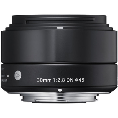 Sigma 30mm f/2.8 DN ART Micro FT Black