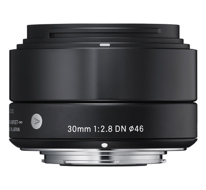 Sigma 30mm f/2.8 DN ART Sony E-mount Black