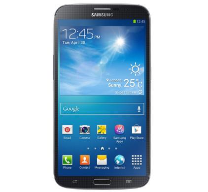 Samsung Galaxy Mega Zwart