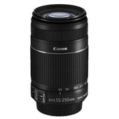Canon EF-S 55-250mm f/4-5.6 IS II bulk