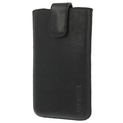 Valenta Leather Pocket Lucca 20 Black