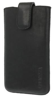 Valenta Leather Pocket Lucca 20 Zwart