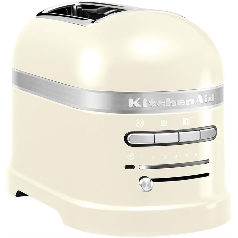 Kitchenaid Artisan Broodrooster Amandelwit 2-slots