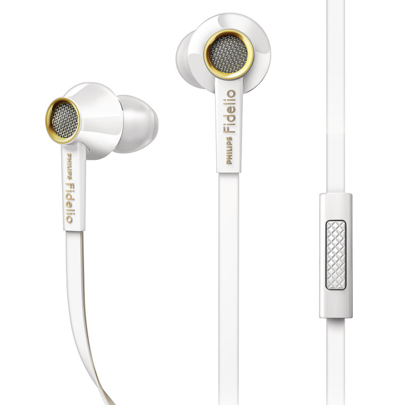 Philips Fidelio S2 Wit