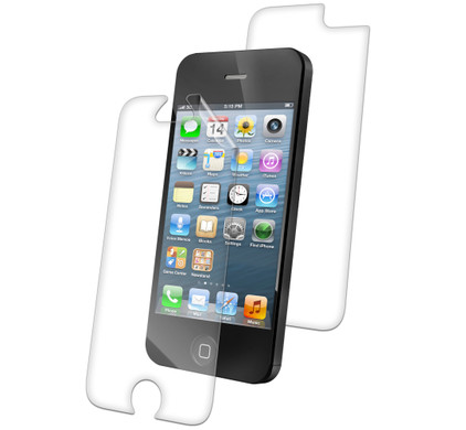 InvisibleSHIELD Full Body Protector Apple iPhone 5/5S/SE