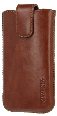 Valenta Leather Pocket Lucca 20 Bruin