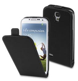 Muvit Slim Case Samsung Galaxy S4 Zwart