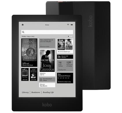 Kobo eReader Aura HD + Case
