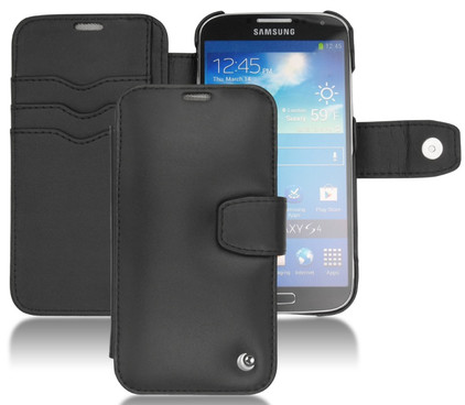 Noreve Tradition B Leather Case Samsung Galaxy S4 Black