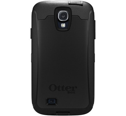 OtterBox Defender Case Samsung Galaxy S4 Black